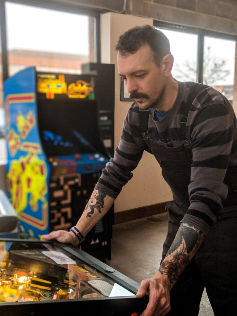 Ryan, Pinball Wizard