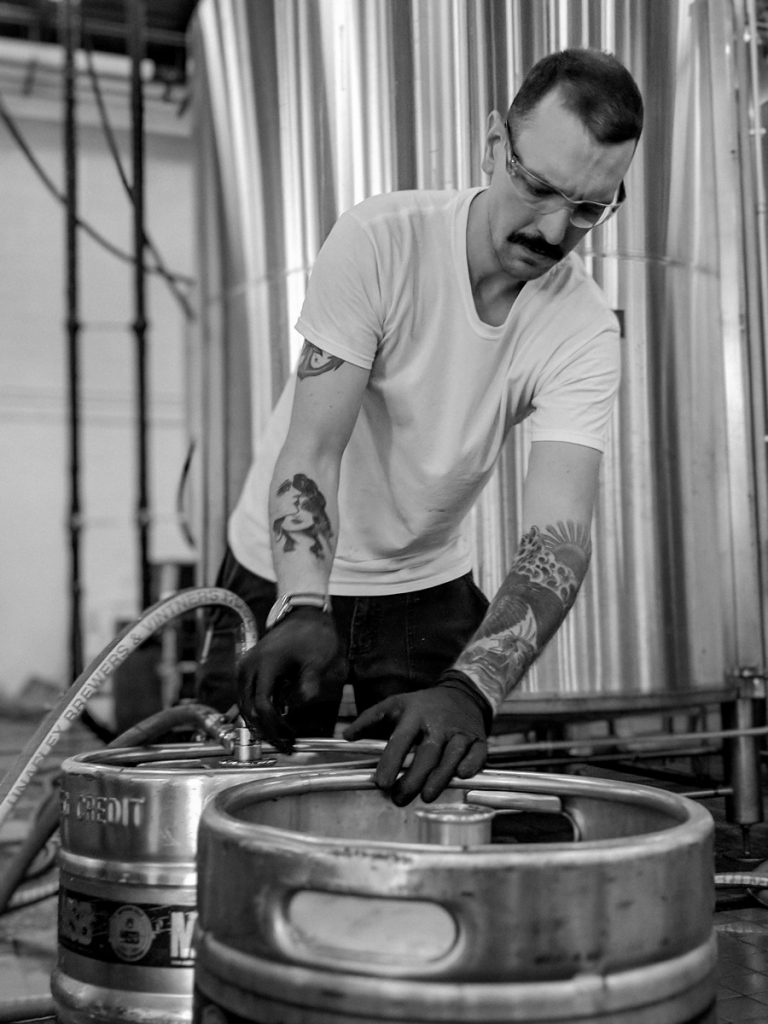 Ryan Murphy, Our Head Brewer